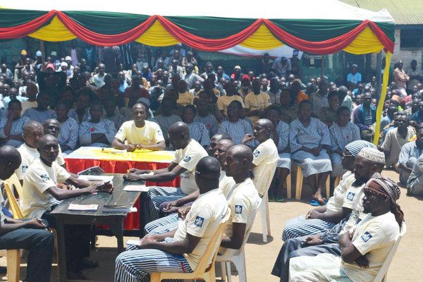 Access to Justice Day at the Meru Main Prison-Meru