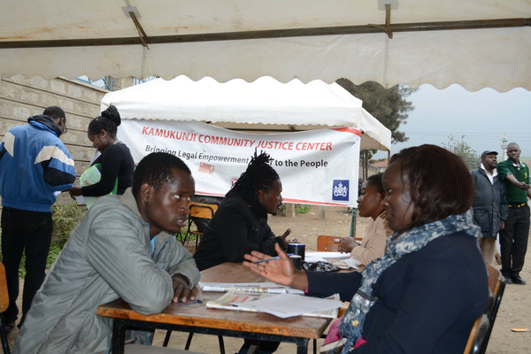 Kituo Conducts Legal Aid Clinic & Civic Education Awareness in Kamukunji-Nairobi