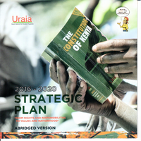 Uraia Trust work plan 2016 to 2018